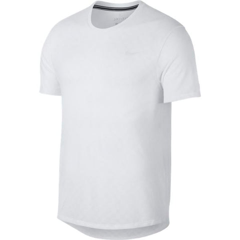 Nike Men's Challenger Top (White) - RacquetGuys