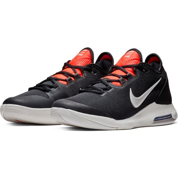 Nike Air Max Wildcard Men's Tennis Shoe (Black/White) - RacquetGuys