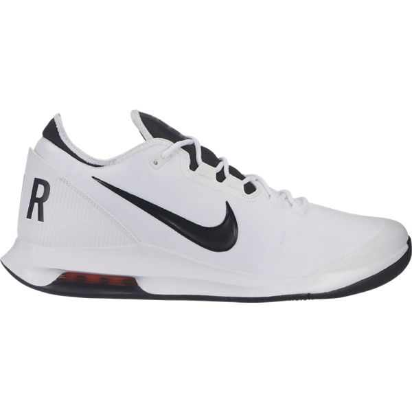 Nike Air Max Wildcard Men's Tennis Shoe (White/Black) - RacquetGuys