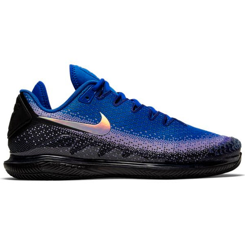 Nike Air Zoom Vapor X Knit Men's Tennis Shoe (Blue/Black) - RacquetGuys.ca
