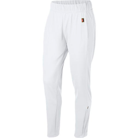 Nike Women's Warm Up Pants (White) - RacquetGuys