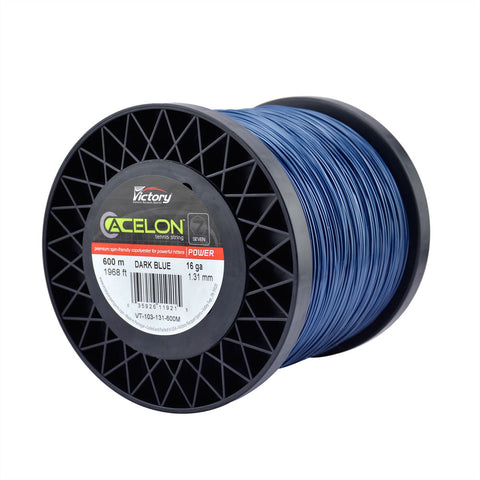 Acelon 7 Copoly 16L Tennis String Reel (Blue)