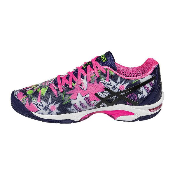 Asics Gel Solution Speed 3 Ltd. Ed. NYC Womens Tennis Shoe - RacquetGuys