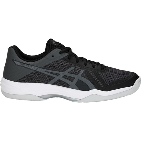 Asics Gel Tactic 2 Mens Indoor Court Shoe (Black/Dark Grey) - RacquetGuys