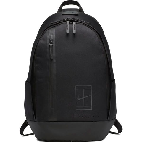 Nike Court Advantage Backpack Racquet Bag (Black) - RacquetGuys.ca