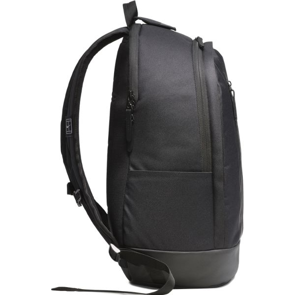 Nike Court Advantage Tennis Backpack (Black) - RacquetGuys
