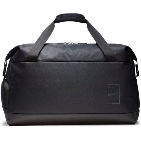 Nike Advantage Duffel 3 Pack Racquet Bag (Black) - RacquetGuys