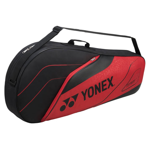 Yonex Team 3 Pack Racquet Bag (Red) - RacquetGuys.ca
