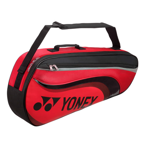 Yonex Active Series 3 Racquet Bag (Red)