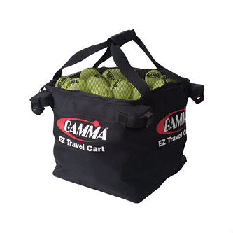 Gamma EZ Travel Cart Pro 250 Extra Ball Bag - RacquetGuys.ca
