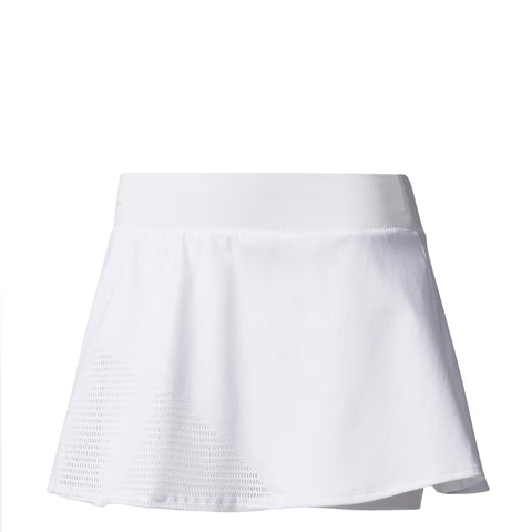 adidas Women's Stella McCartney Skirt (White)