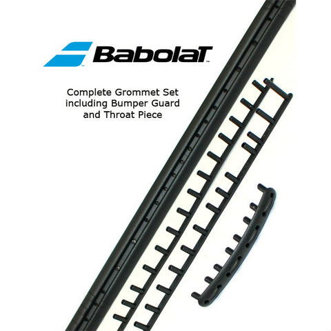 Babolat Pure Strike 16x19 Project One7 Grommet (2017) - RacquetGuys
