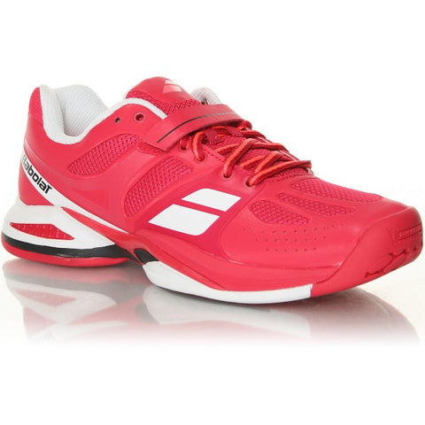 Babolat Propulse BPM Women's Tennis Shoe (Pink) - RacquetGuys