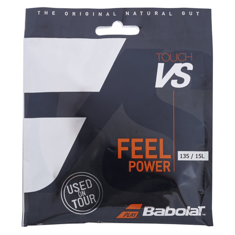 Babolat Touch VS 15L Tennis String (Natural) - RacquetGuys.ca