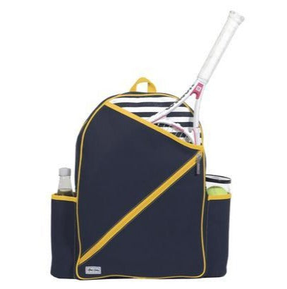 Ame & Lulu Brooks Tilly Backpack Racquet Bag - RacquetGuys.ca