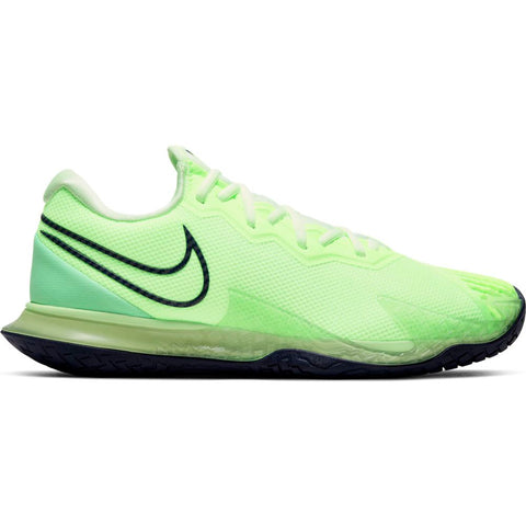 Nike Air Zoom Vapor Cage 4 Men's Tennis Shoe (Green/Blue) - RacquetGuys