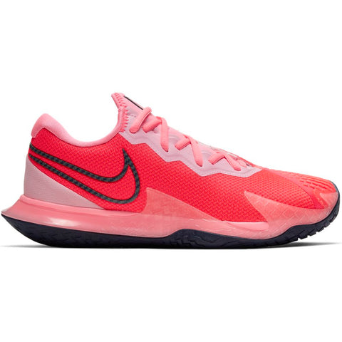 Nike Air Zoom Vapor Cage 4 Women's Tennis Shoe (Red/Blue/Pink) - RacquetGuys