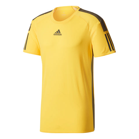adidas Men's Barricade Top (Yellow/Black)