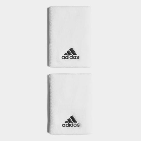 adidas Tennis Wristband (White)