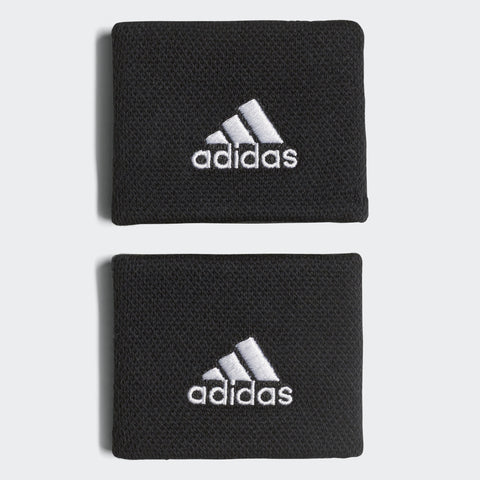 adidas Tennis Small Wristband (Black)