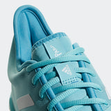 adidas SoleCourt Boost x Parley Men's Tennis Shoe (Teal/White) - RacquetGuys