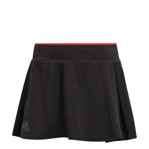 adidas Women's Barricade Skirt (Black) - RacquetGuys