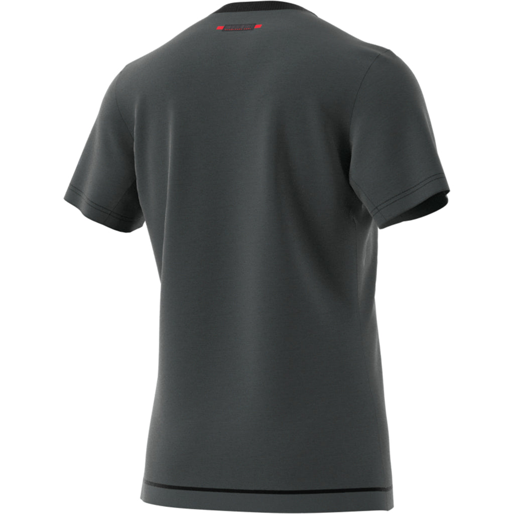 adidas Men's Barricade Top (Black) - RacquetGuys.ca