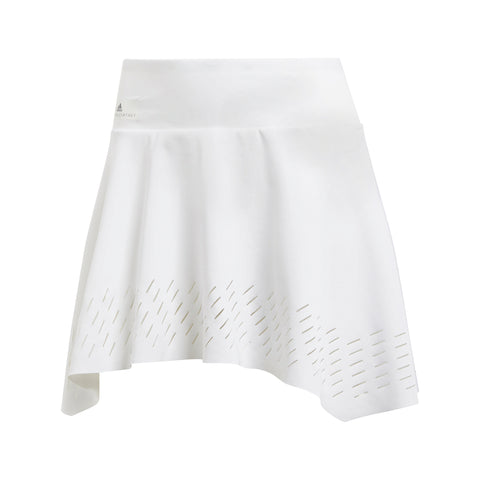 adidas by Stella McCartney Women's Skirt (White) - RacquetGuys