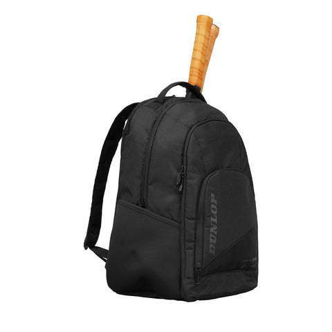 Dunlop CX Performance Backpack Racquet Bag (Black) - RacquetGuys