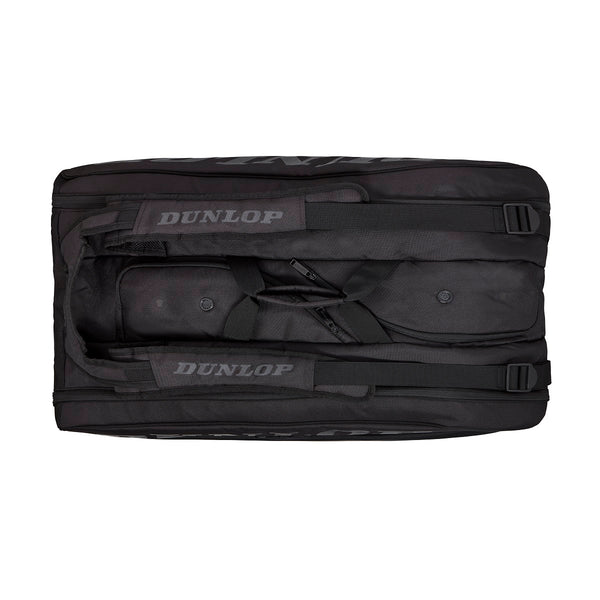 Dunlop CX Performance Thermo 15 Pack Racquet Bag (Black)