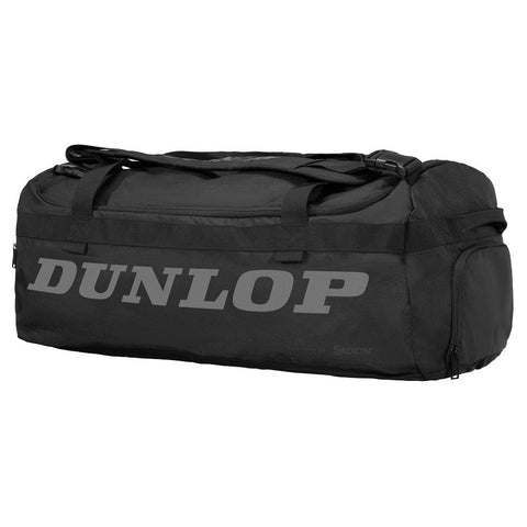 Dunlop CX Performance Hold All Duffle Bag (Black) - RacquetGuys.ca