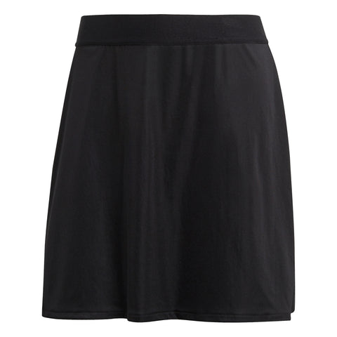 adidas Women's Club Long Skirt (Black) - RacquetGuys