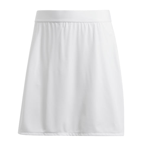 adidas Women's Club Long Skirt (White)
