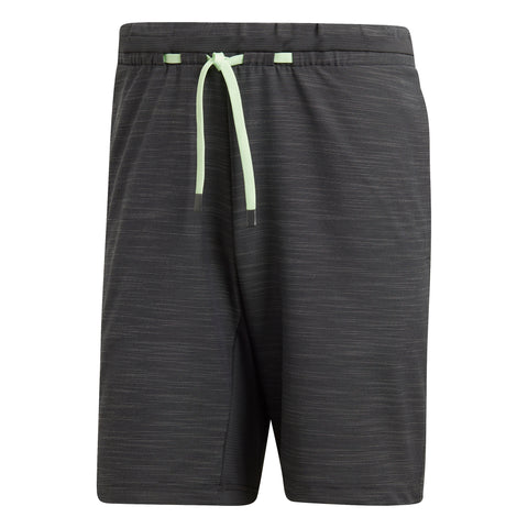 adidas Men's New York Shorts (Carbon) - RacquetGuys