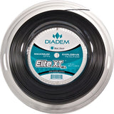 Diadem Elite XT 16L Tennis String Reel (Charcoal) - RacquetGuys