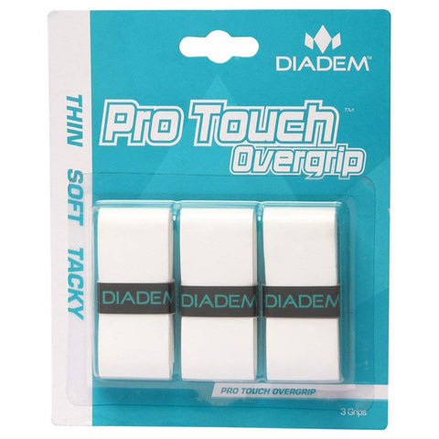 Diadem Pro Touch Overgrip (White)