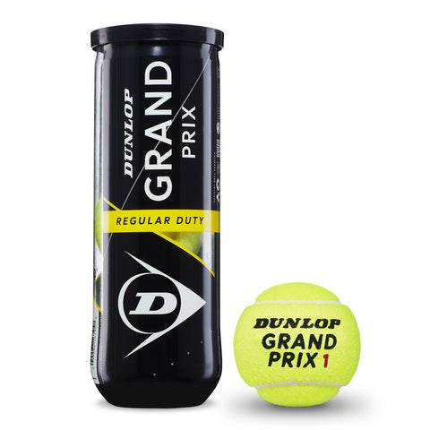 Dunlop Grand Prix Regular Duty Tennis Balls
