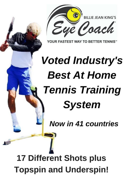 Billie Jean King's Eye Coach Pro - RacquetGuys