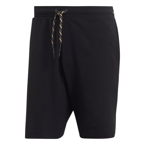 adidas Men's New York Shorts (Black) - RacquetGuys