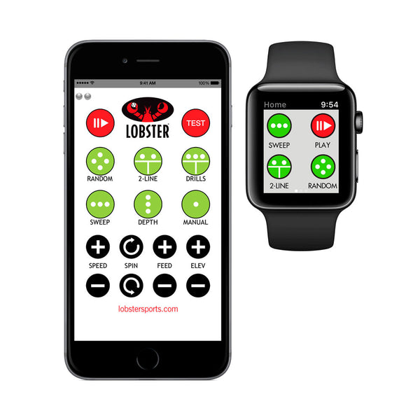 Lobster Apple iPhone/iWatch Remote Control Assembly - RacquetGuys