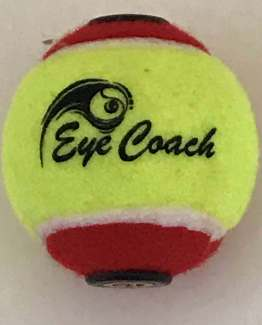 Billie Jean King's Eye Coach Junior Replacement Ball - RacquetGuys.ca