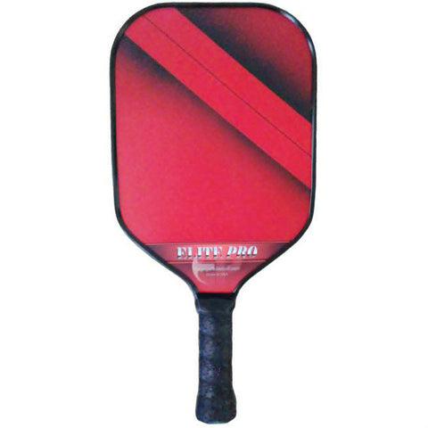Engage Elite Pro Lite Pickleball Paddle (Red) - RacquetGuys