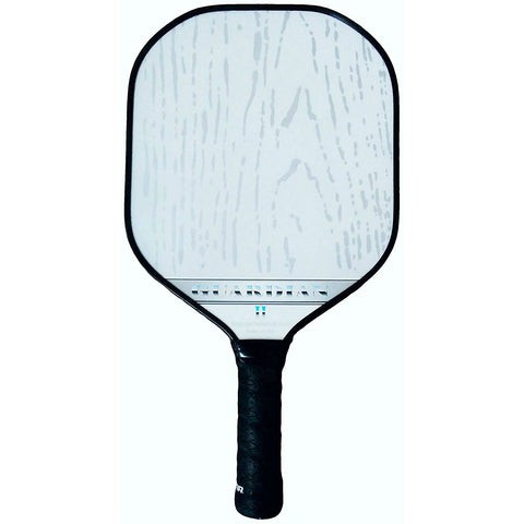 Engage Guardian II Widebody Pickleball Paddle (White) - RacquetGuys