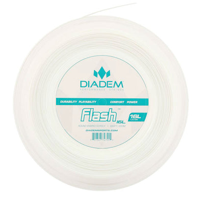 Diadem Flash 16L Tennis String Reel (White)