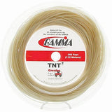 Gamma TNT2 17 Tennis String Mini Reel (Natural) - RacquetGuys.ca