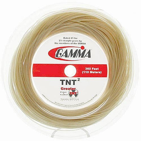 Gamma TNT2 17 Tennis String Mini Reel