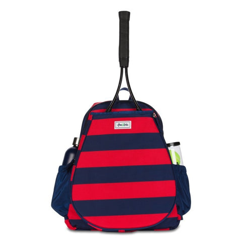 Ame & Lulu Game On Anchor Backpack Racquet Bag - RacquetGuys.ca