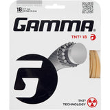 Gamma TNT2 18 Tennis String (Natural) - RacquetGuys