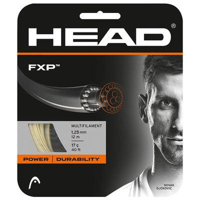 HEAD FXP 17 Tennis String (Natural)