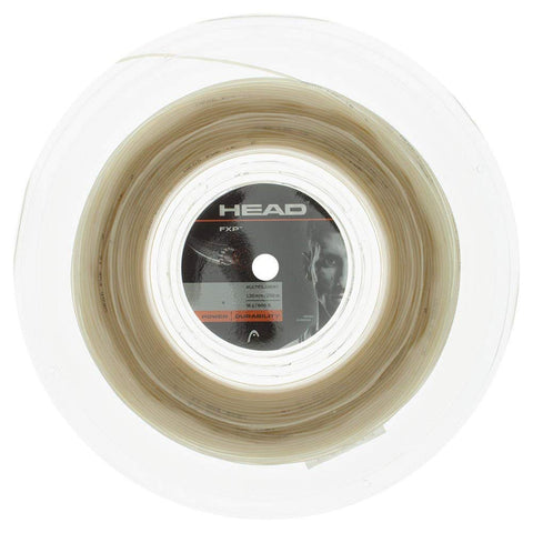 Head FXP 17 Tennis String Reel (Natural)